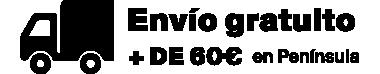 Envío gratuito + 60€